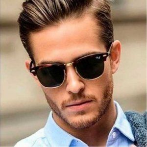 Ray Ban Clubmaster Sunglasses RB3016